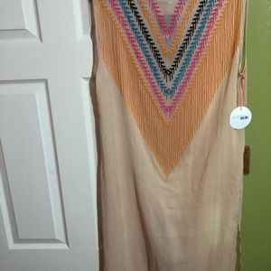 Cover up for the beaches or around the house